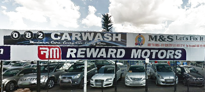 Used Car Dealer in Boksburg - Used Cars for Sale Boksburg - Reward Motors