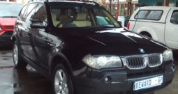 2004 Bmw X3 3.0i A/T For Sale in Boksburg