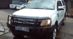 2013 Ford Ranger TDCI XLT 4×4 D/C For Sale in Boksburg
