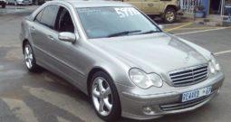 2004 Mercedes Benz C200K For Sale in Boksburg