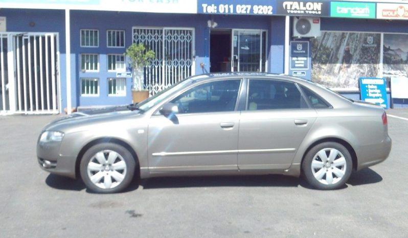 2007 Audi A4 2.0 TDI For Sal in Boksburg full