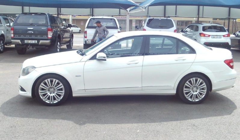 2011 Mercedes Benz C200 A/T For Sale in Boksburg full
