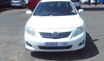 2009 Toyota Corolla 1.4 Advance For Sale in Boksburg full