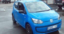 2015 Volkswagen Up Move 1.0 3 DR For Sale in Boksburg