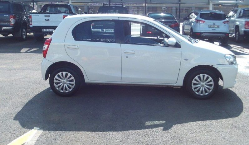 2016 Toyota Etios 1.5 XI For Sale in Boksburg full