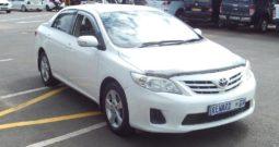 2012 Toyota Corolla 1.3 Advanced For Sale in Boksburg