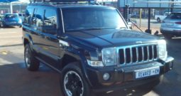 2008 Jeep Commander 3.0D A/T For Sale in Boksburg