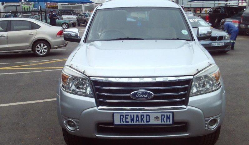 2010 Ford Everest 3.0 TDCI XLT 4×4 For Sale in Boksburg full