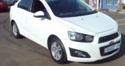 2014 Chevrolet Sonic 1.6 LS Sedan For Sale in Boksburg