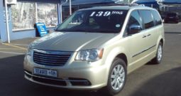 2012 Chrysler Voyager A/T Diesel For Sale in Boksburg