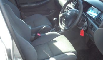 2006 Toyota Corolla 140i For Sale in Boksburg full