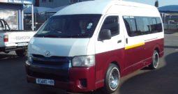 2008 Toyota Quantum 2.7P 14S Taxi For Sale in Boksburg