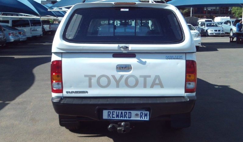 2005 Toyota Hilux 3.0 D4D RB Raider D/C For Sale in Boksburg full