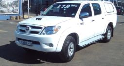 2005 Toyota Hilux 3.0 D4D RB Raider D/C For Sale in Boksburg