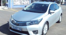 2015 Toyota Corolla 1.8 Exclusive CVT A/T For Sale in Boksburg
