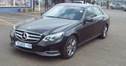 2015 Mercedes Benz E200 A/T For Sale in Boksburg