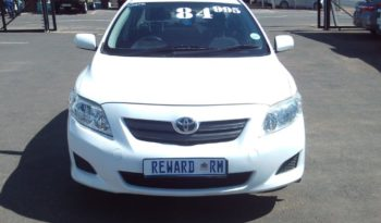 2010 Toyota Corolla 1.3 Profesional For Sale in Boksburg full