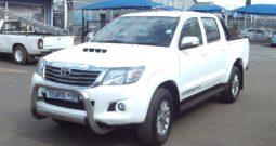 2015 Toyota Hilux 2.5 D4D R/B D/C For Sale in Boksburg