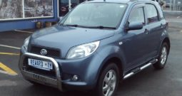 2008 Daihatsu Terios 1.5i For Sale in Boksburg