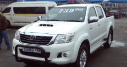 2012 Toyota Hilux 3.0 4×4 D/C For Sale in Boksburg