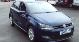 2010 Vw Polo 1.4 Comfortline For Sale in Boksburg