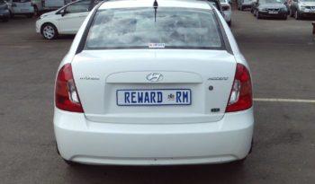 2007 Hyundai Accent 1.6 GLS For Sale in Boksburg full