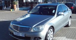 2008 Mercedes Benz C180k Classic A/t For Sale in Boksburg