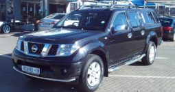 2007 Nissan Navara 2.5 TDI D/C For Sale in Boksburg