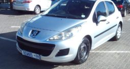 2010 Peugeot 207 1.6i 5dr For Sale in Boksburg