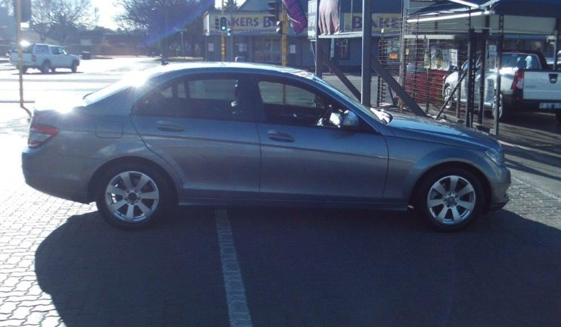 2008 Mercedes Benz C180k Classic A/t For Sale in Boksburg full