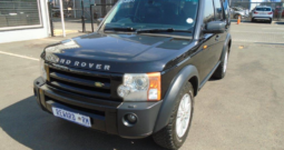 2008 Landrover Discovery 3 V8 S A/t For Sale in Boksburg