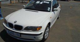 2001 BMW 320d For Sale in Boksburg