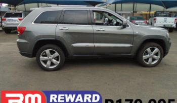 2012 Jeep Grand Cherokee 3.6 Overload For Sale in Boksburg full