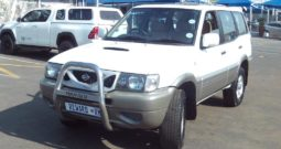 2001 Nissan Terrano 5dr For Sale in Boksburg