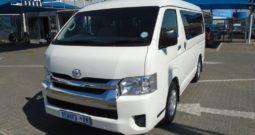 2017 Toyota Quantum 2.5 D4D 10 Seater For Sale in Boksburg