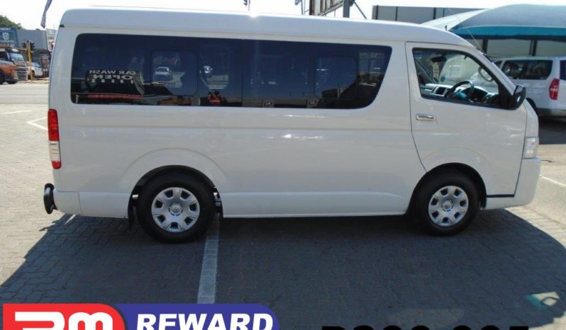 2017 Toyota Quantum 2.5 D4D 10 Seater For Sale in Boksburg full