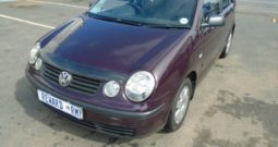 2005 Vw Polo Classic 1.4 For Sale in Boksburg