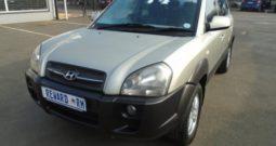 2006 Hyundai Tucson 2.0 For Sale in Boksburg
